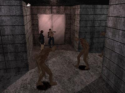 Resident evil hommes nus