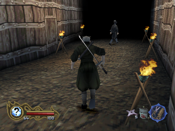 tenchu 2 birth of the stealth assassins tenchu stealth assassins